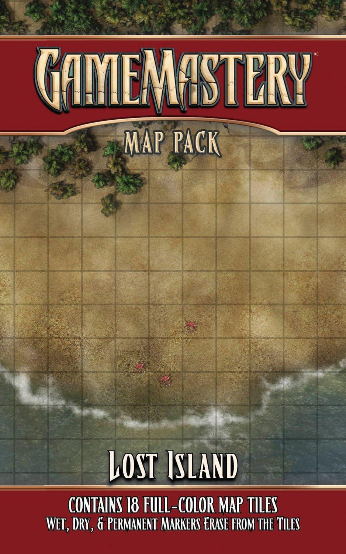 GameMastery Map Pack: Lost Island: Engle, Jason, Staff, Paizo: Amazon.es: Juguetes y juegos