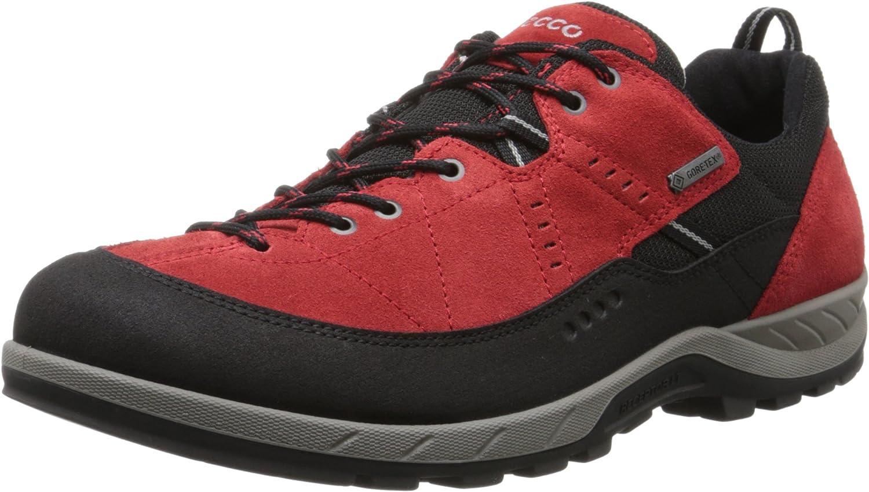 Ecco Yura Mens, Zapatillas de Deporte Exterior para Hombre: Amazon.es: Zapatos y complementos