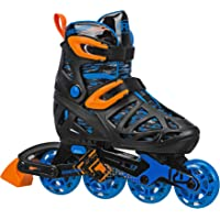 Roller Derby Tracer Boy's Adjustable Inline Small, 12-1