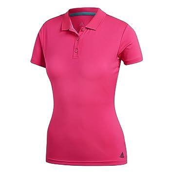 adidas AJ3221 Polo Femme adidas Club Polo T-Shirt Femmes S Noir CE1479 d99ccf385514