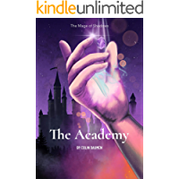 The Academy (The Mage of Shadows Book 1)