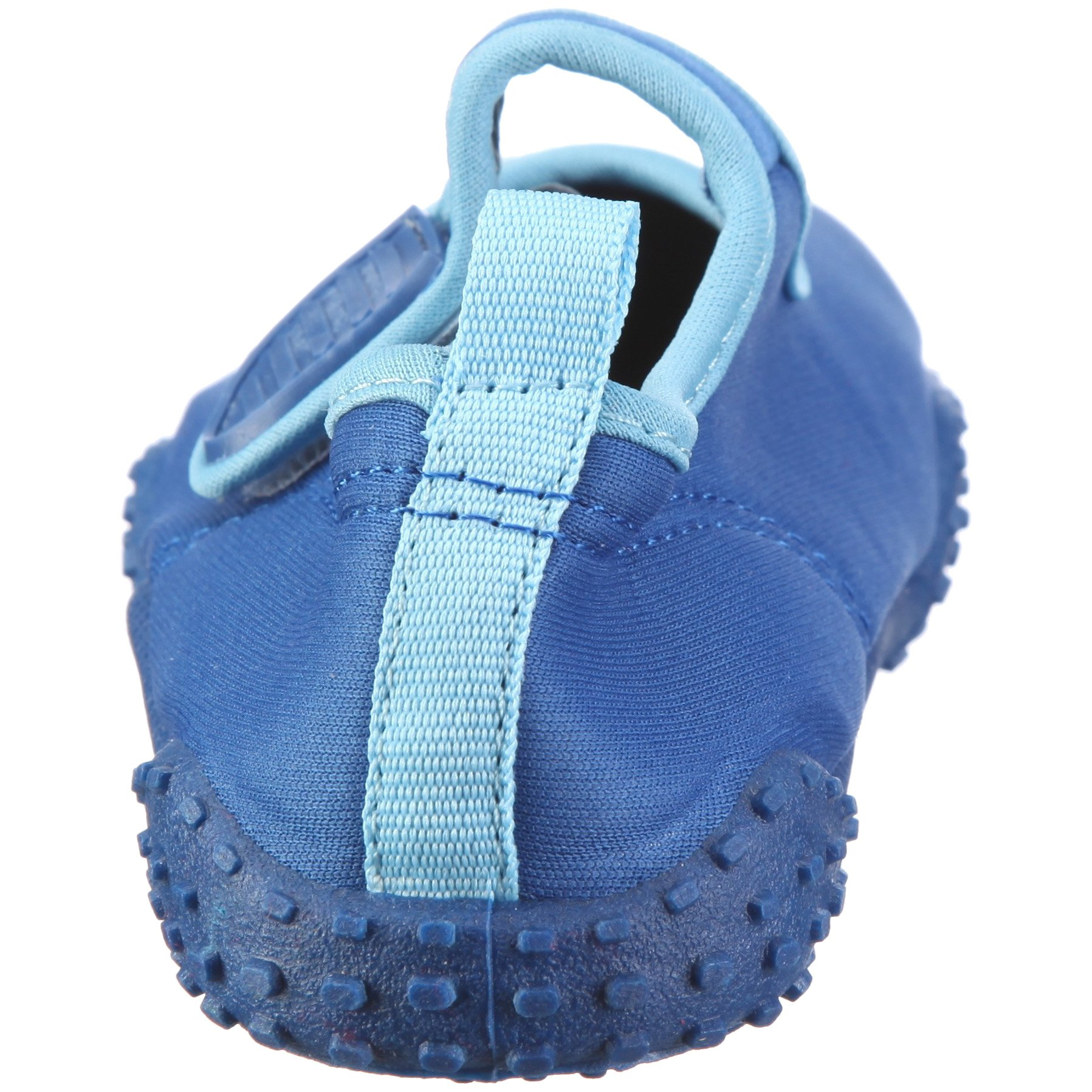 Playshoes Children's Aqua Beach Water Shoes (11.5 M US Little Kid, Blue) by Playshoes (Image #2)
