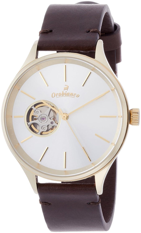 [オロビアンコ タイムオラ]Orobianco TIME-ORA 腕時計 ロトゥーロ Amazon.jp特別価格 OR-0064-1 【正規輸入品】 B075GRBJ49