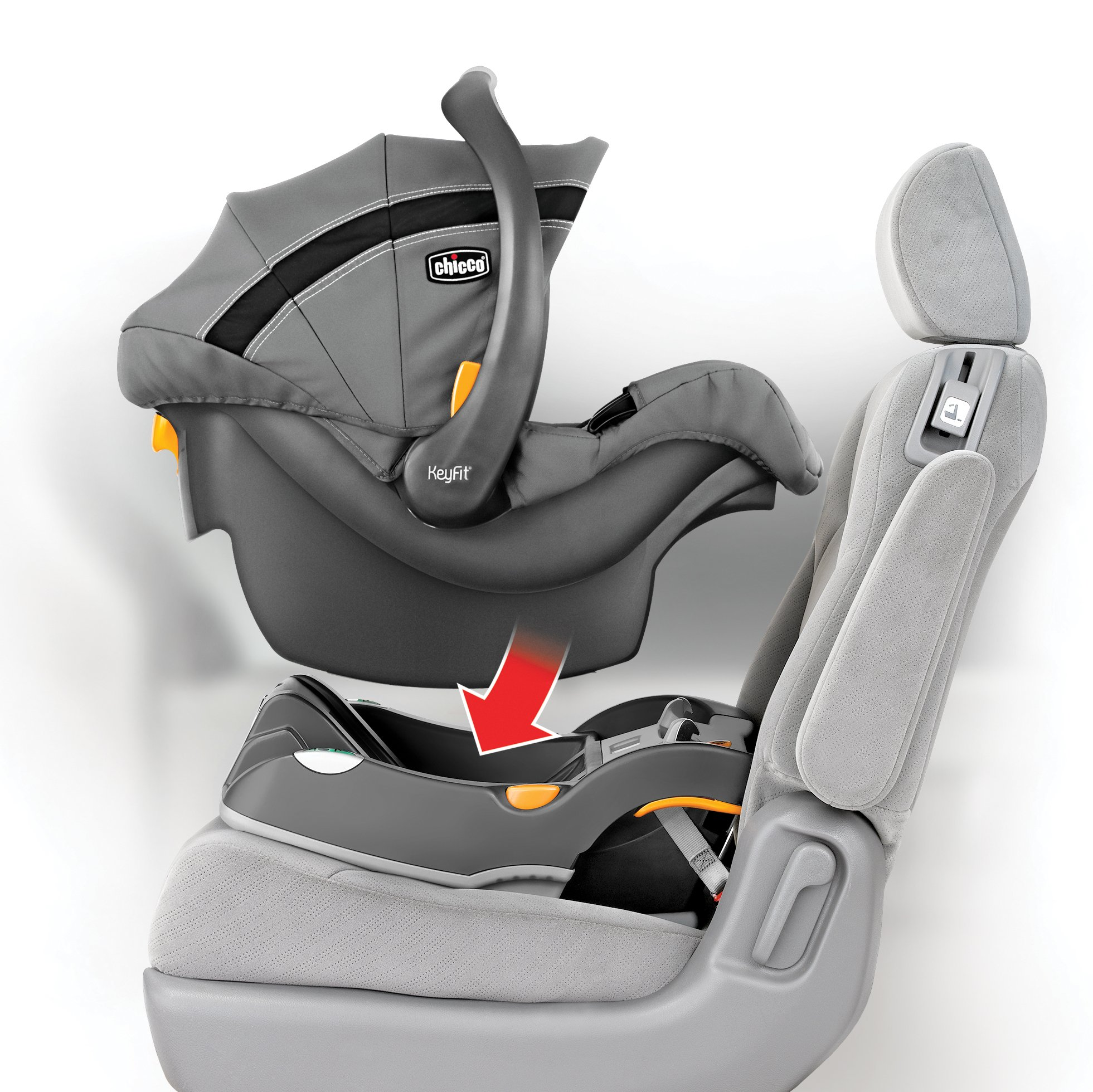 Chicco Mini Bravo Sport Travel System, Carbon by Chicco (Image #4)