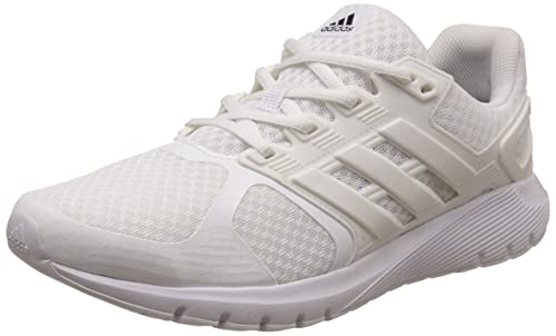 reputable site 0ac57 323e2 Adidas Mens Duramo 8 M Ftwwht, Crywht and Cblack Running Shoes - 11 UK
