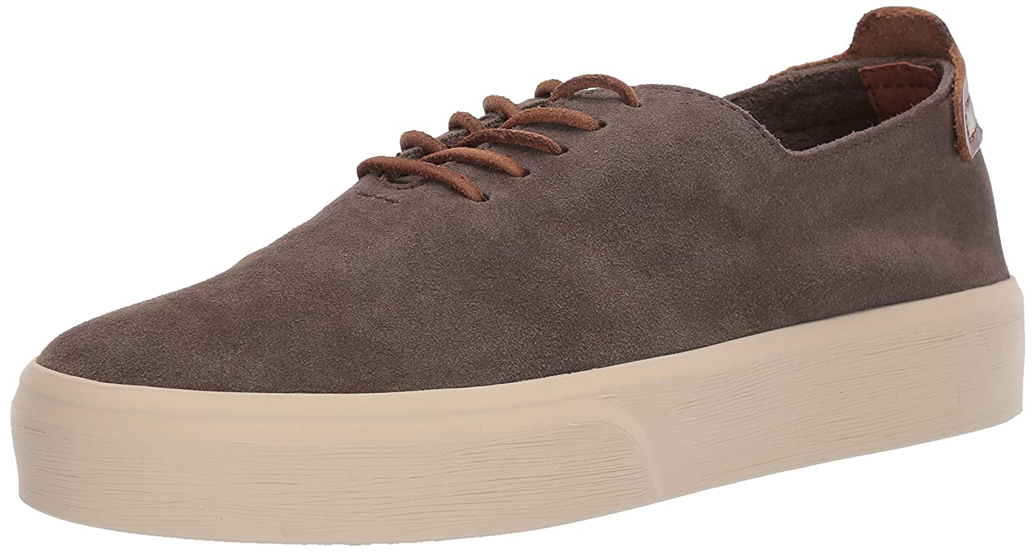 Slate Frye Mens Beacon Low Lace Sneaker