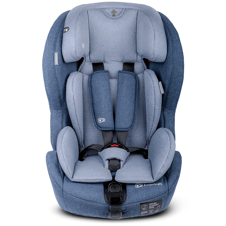 Niño Fuerza Safe tyfix Isofix Asiento Infantil Asiento de coche 9hasta 36kg Grupo 123(Negro) 4Kraft