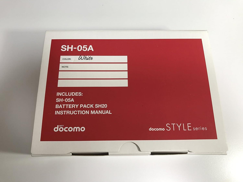 シャープ docomo SH-05A ホワイト   B0030FVUC4