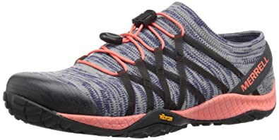 f42a1b3c Merrell Women's Trail Glove 4 Knit Sneaker