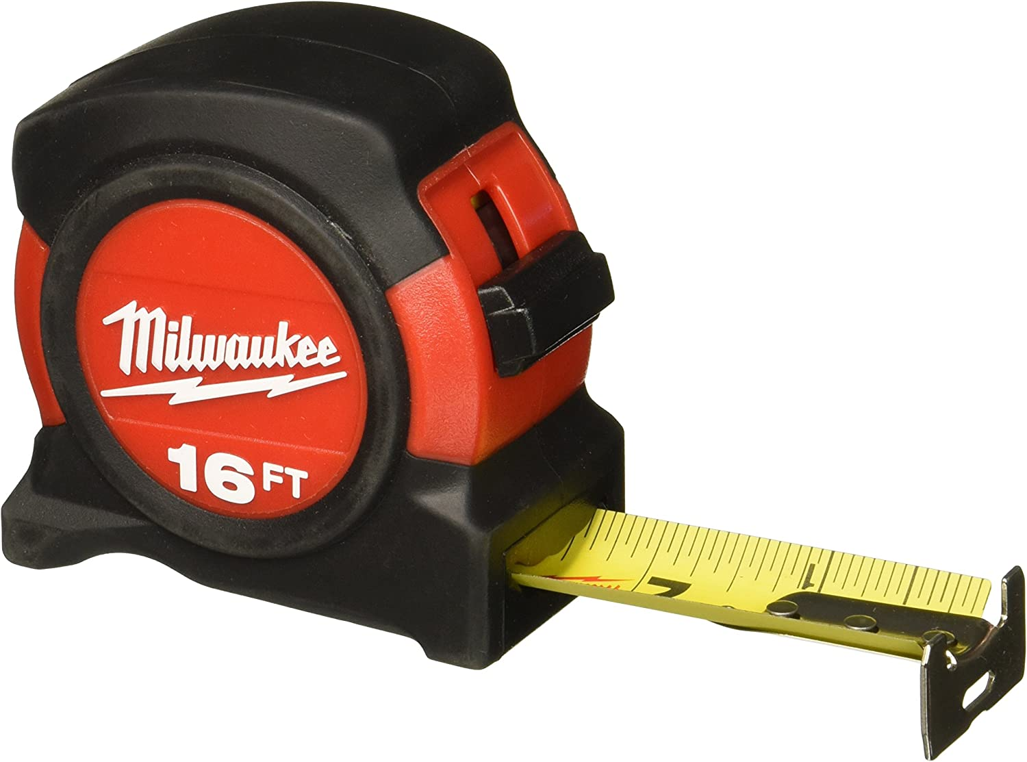 Milwaukee Electric or Electrical Tool 48-22-7116 Magnetic Tape Measure 16-Ft Quantity 1