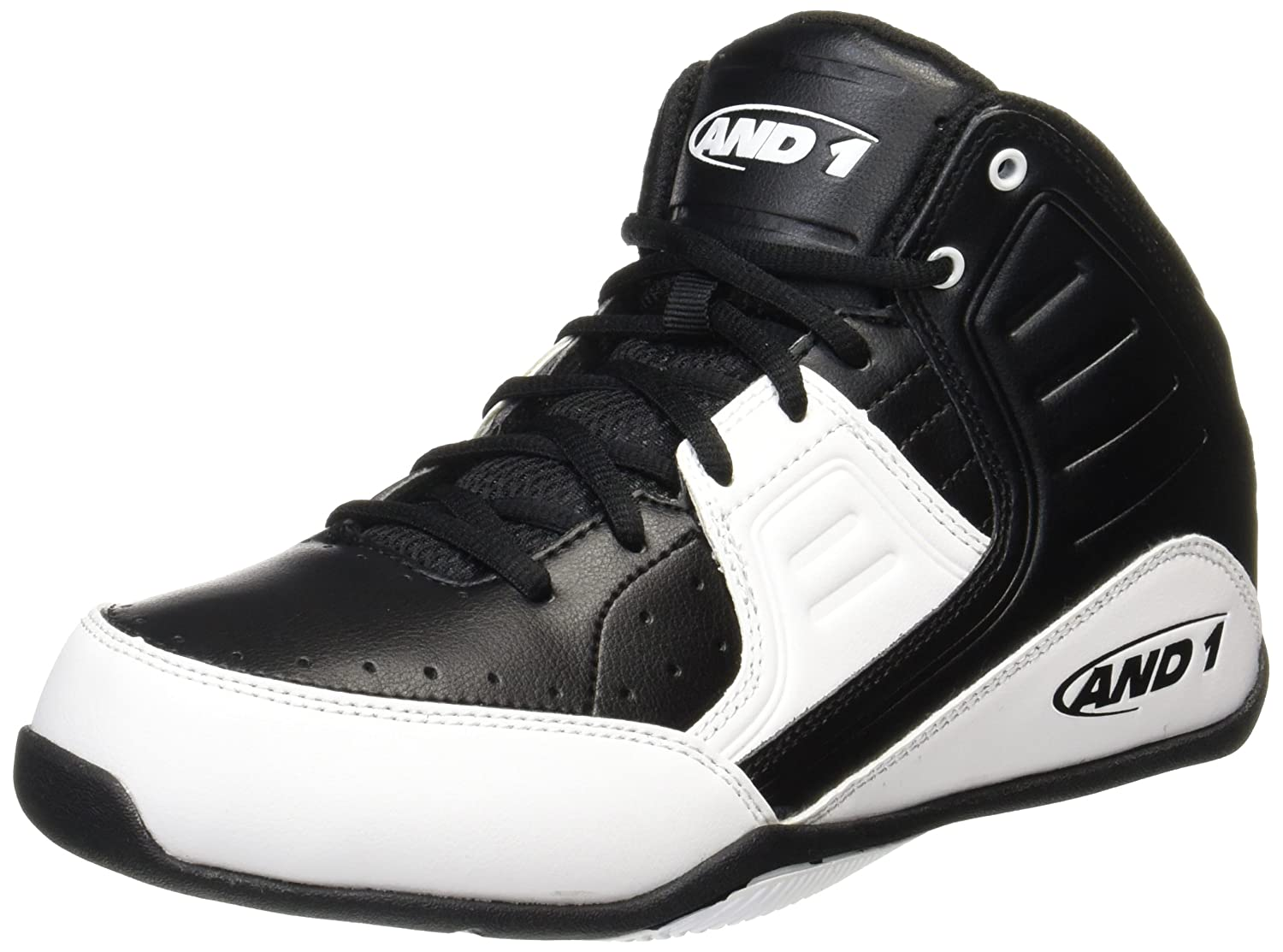 AND1 and 1 Men's Rocket 4-M Basketball Shoe [5EzPN1408033