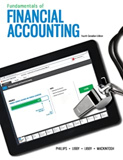 Financial accounting with connect access card fourth cdn edition fundamentals of financial accounting with connect with smartbook ppk fandeluxe Image collections