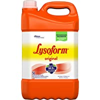 Desinfetante Lysoform Bruto Original 5 Litros