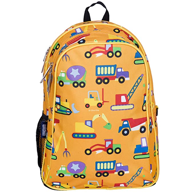 e5acb2d071c3 Amazon.com  Olive Kids Under Construction Sidekick Backpack  Toys   Games