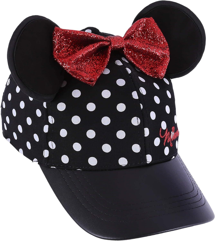 Minnie Mouse -:- Disney -:- Gorra 7-10 Años: Amazon.es: Ropa y ...