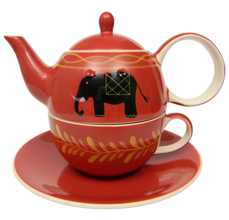 Tea-For-One Set Benares Cha Cult