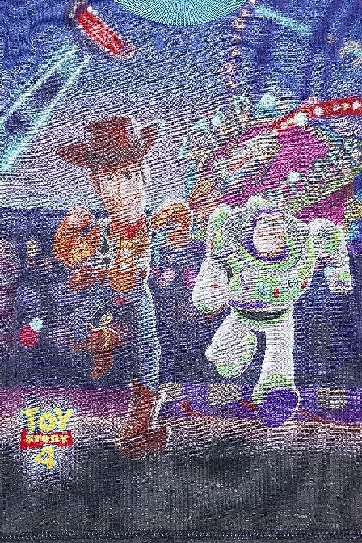 Boys Disney Toy Story Buzz and Woody Short Pyjamas