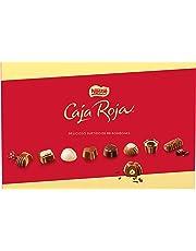 NESTLÉ CAJA ROJA Bombones de Chocolate 800g