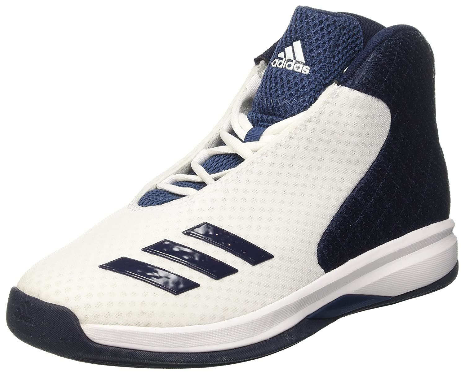 buy popular 99137 7287f ... adidas Mens Court Fury 2016 Basketball Shoes Amazon.co.uk Shoes Bags  classic sneaker ...