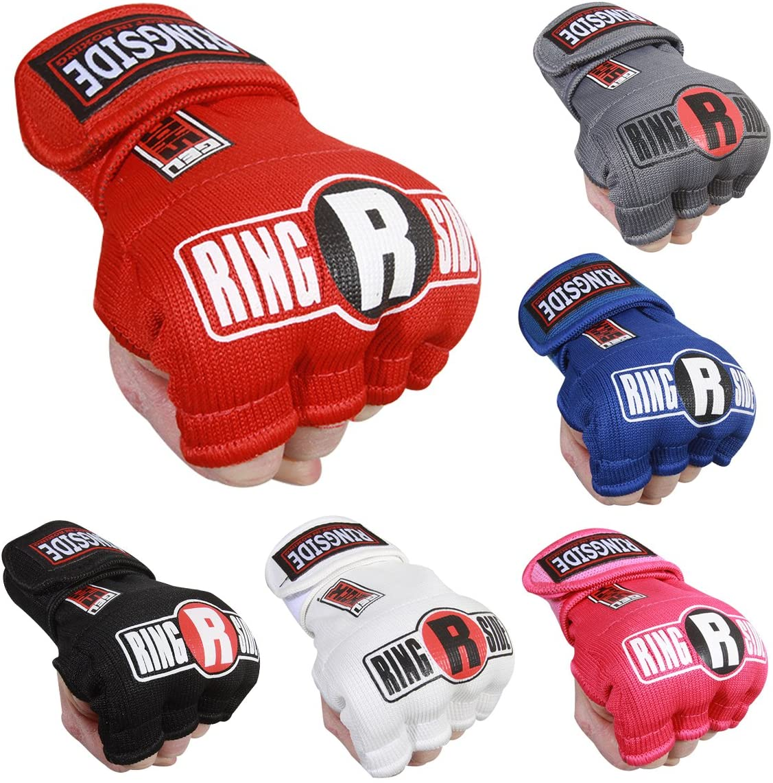 """Ringside Quick Wrap Gel Shock MMA Boxing Hand Wraps Sports /"""" Outdoors"""