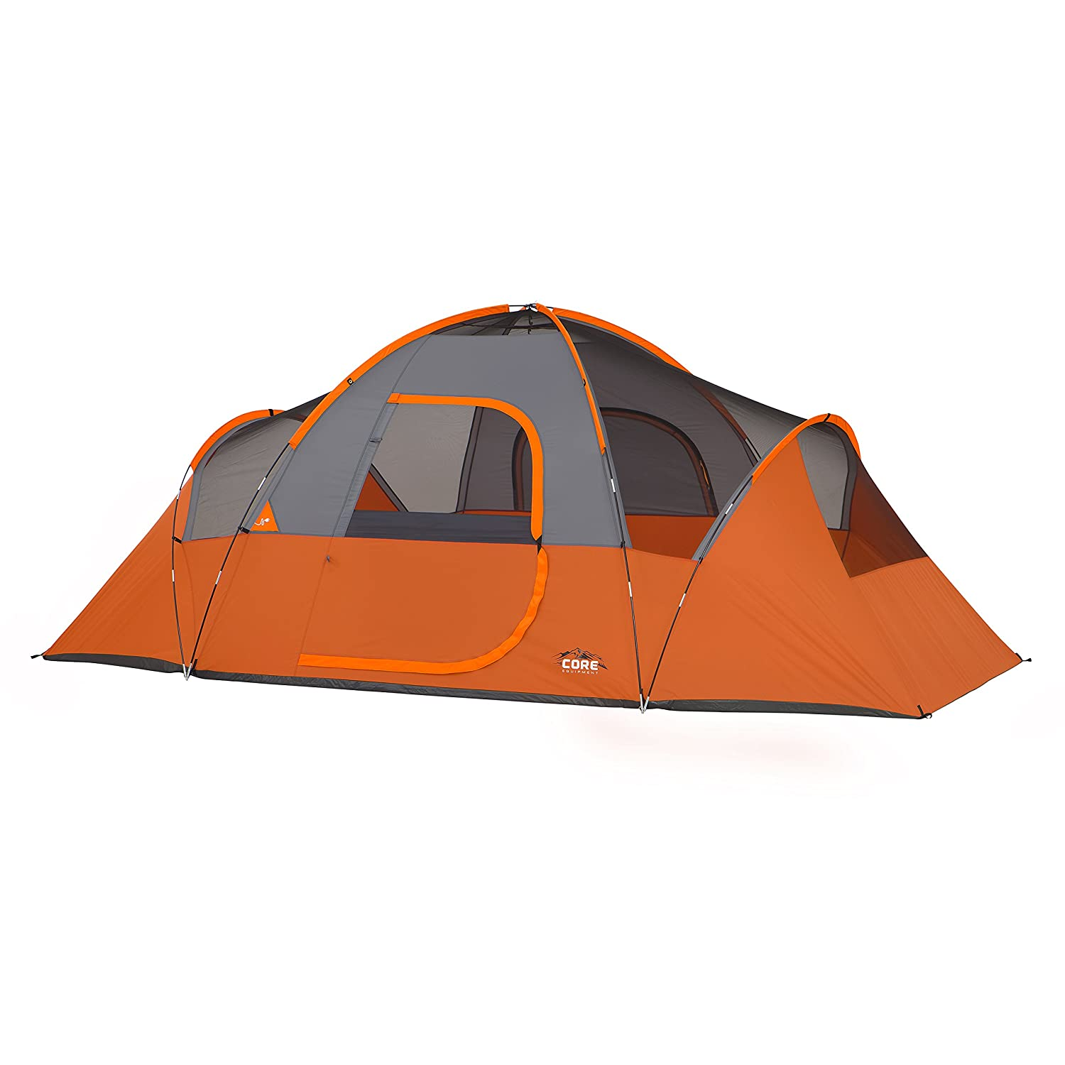 Amazon.com  CORE 9 Person Extended Dome Tent - 16u0027 x 9u0027  Sports u0026 Outdoors  sc 1 st  Amazon.com & Amazon.com : CORE 9 Person Extended Dome Tent - 16u0027 x 9u0027 : Sports ...
