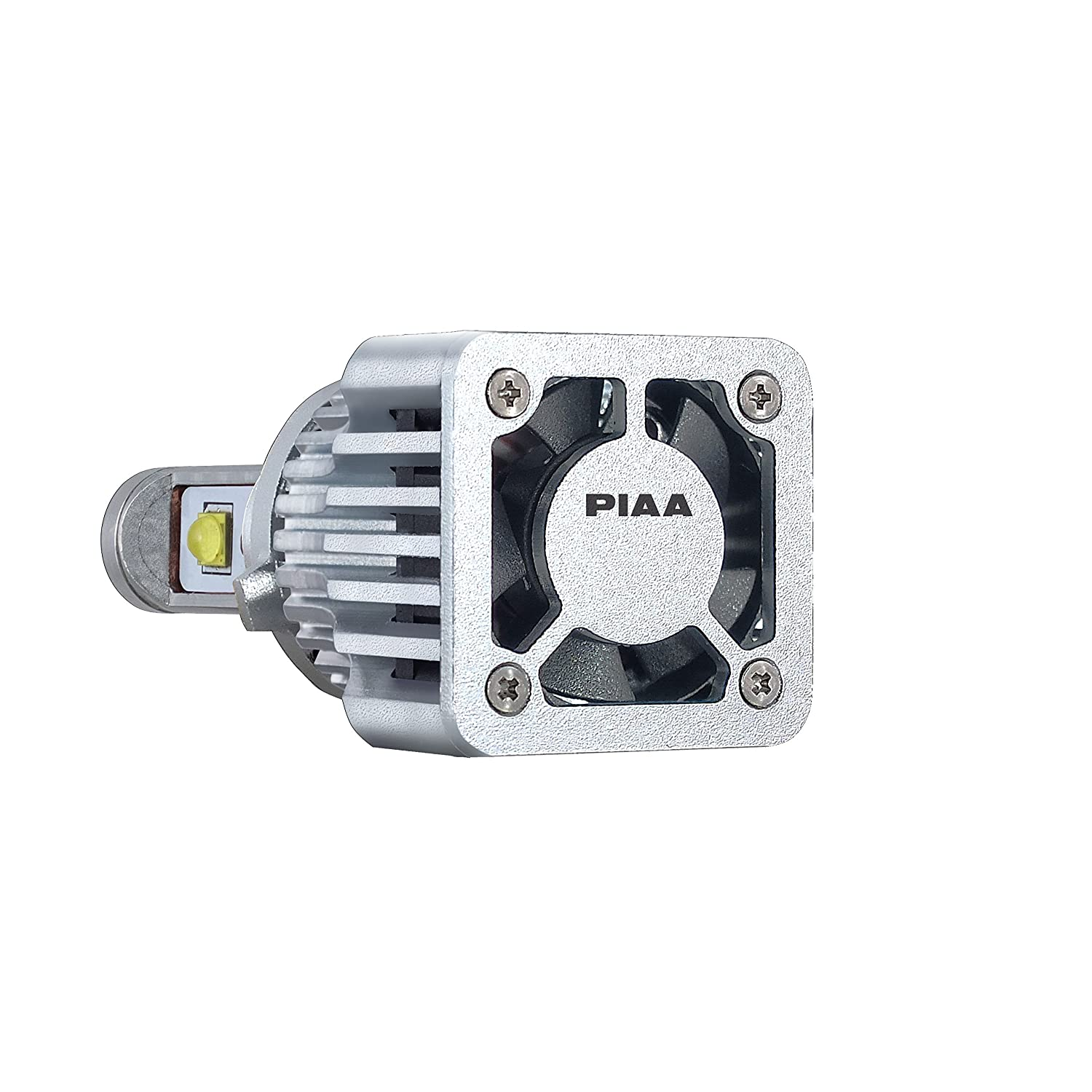H16 White LED Performance Bulb H11 PIAA 17102 H8 Twin Pack