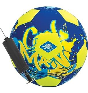 Optimum Classico Herren Fußball Größe 5 Fußball