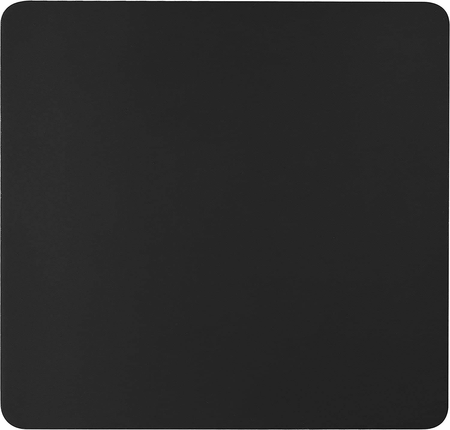 Quality Selection Comfortable Mouse Pad Black