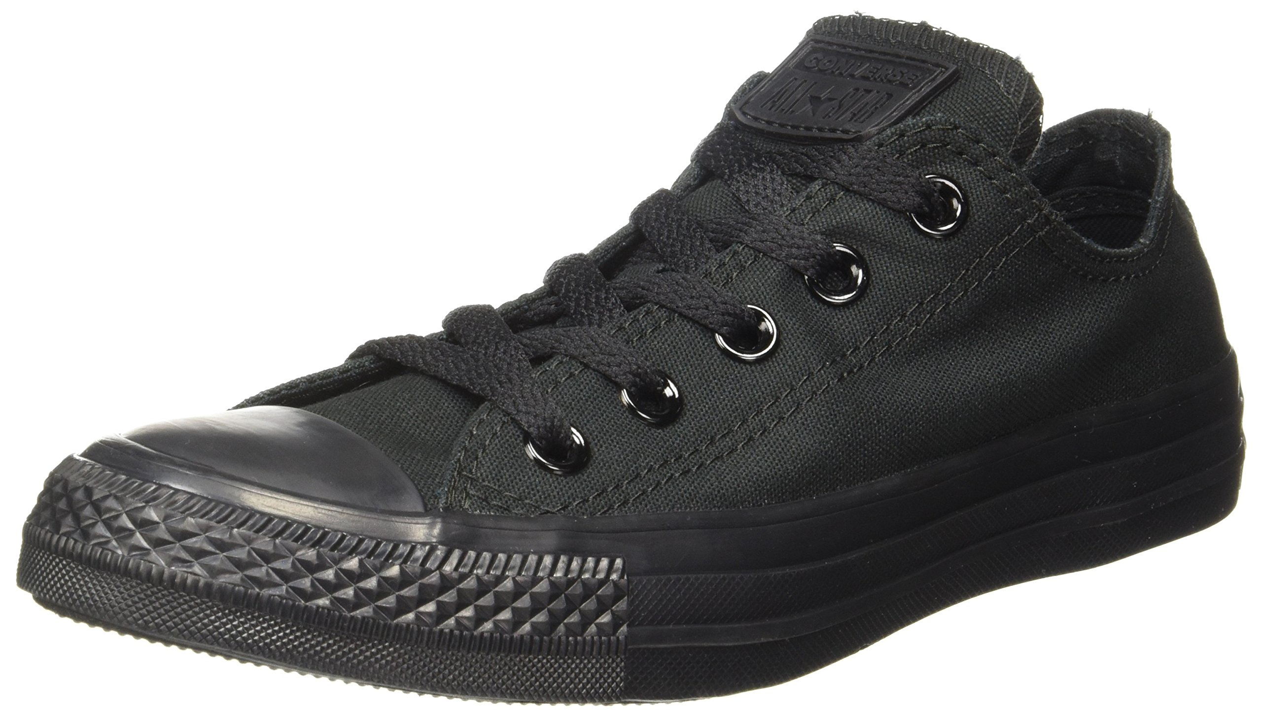 Converse Unisex Mono Black Sneakers - 6 UK / 7 US (150764C) (B012TRUPME) Amazon Price History, Amazon Price Tracker