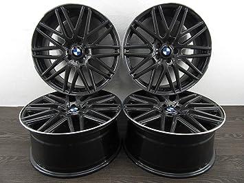 4 Llantas de aleación Z Design Wheels Z001 18 pulgadas apto para BMW Serie 1 Serie 3 E90 F30 4 5 F10 6 X1 XX3 Z3 Z: Amazon.es: Coche y moto