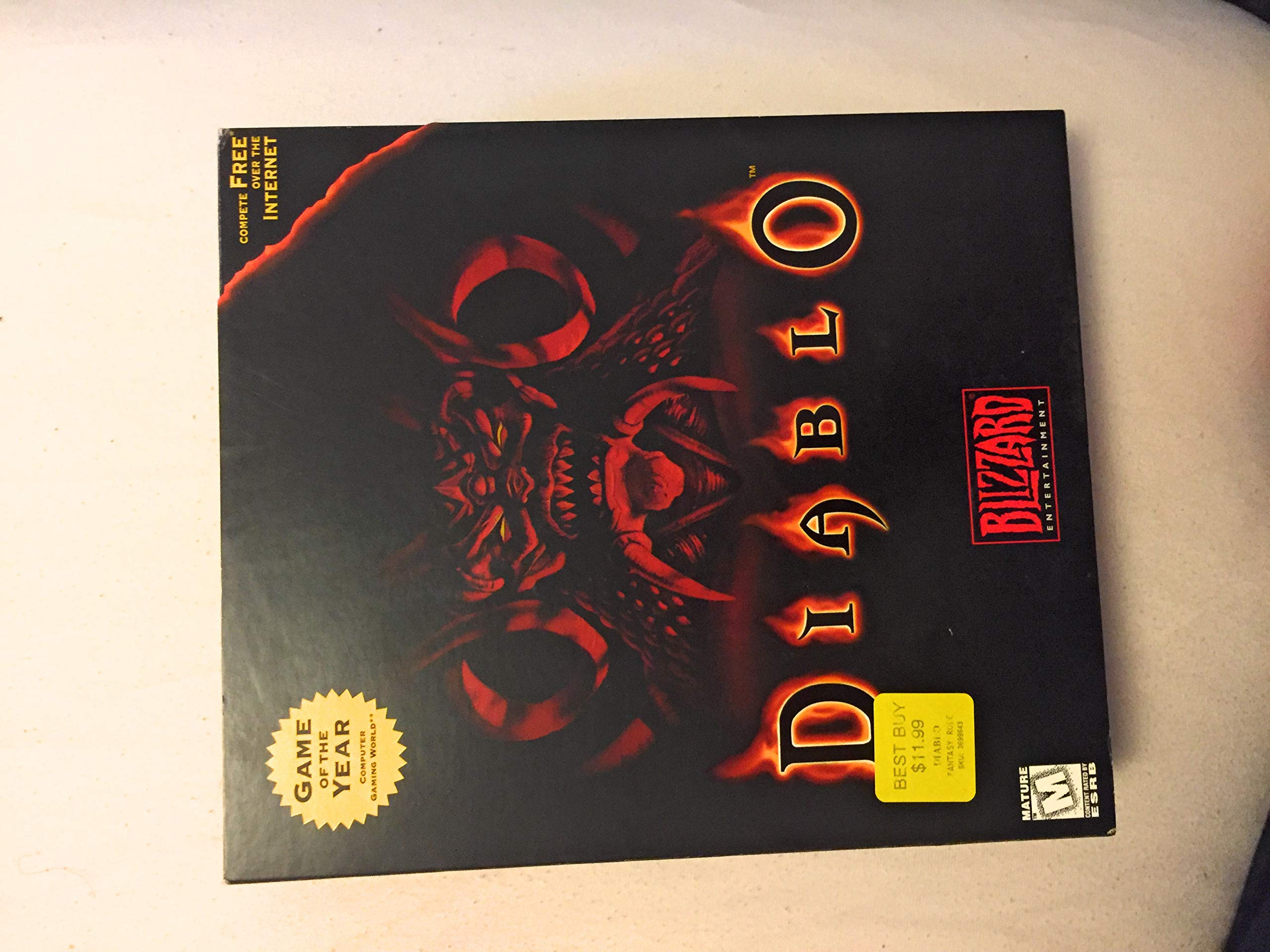 Amazon com: Diablo: PC: Video Games