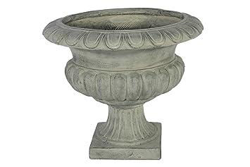 Casa Collection 11138 Pot de Fleurs Vasque Vert Ancien Hauteur 32 cm ...