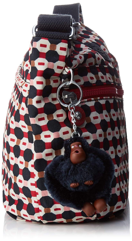 Mujer Bandolera Azul Kipling Bolsos Izellah qw4PHtf