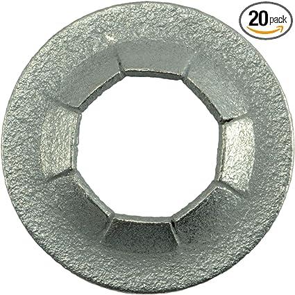 25 Piece Hard-to-Find Fastener 014973519230 519230 Lock-washers
