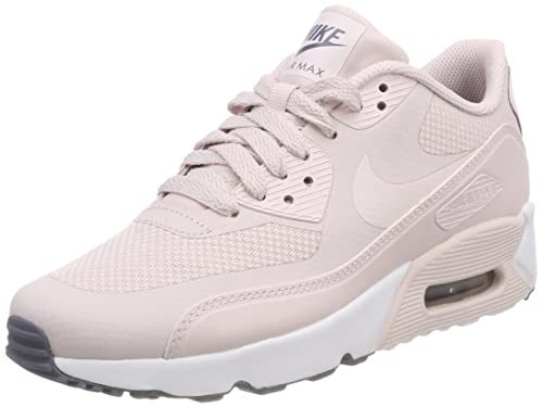 603889fa32 Nike Unisex Kids' Air Max 90 Ultra 2.0 (GS) Trainers, Pink Barely ...