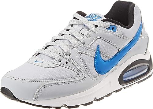 Neu Nike Air Max Command Sneaker Schwarz Weiss Für Herren