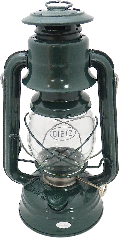 Dietz # 76Original à l'huile Lanterne de gravure