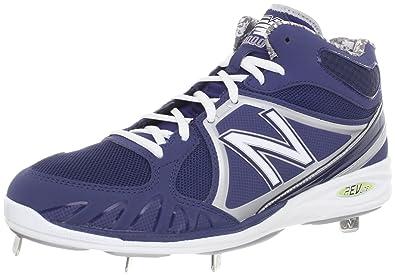 ac9353a20c5fe Amazon.com   New Balance Men's MB3000 Mid-cut Baseball Cleat ...