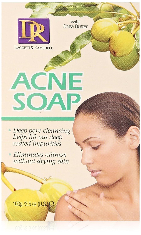 DAGGETT & RAMSDELL Dermactin-TS Acne Soap, 3.5 oz. DA-5451DR