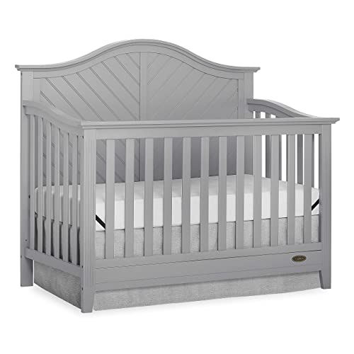 Dream On Me Ella 5-in-1 Full Size Convertible Crib