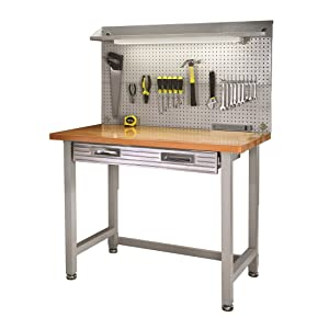 Seville Classics (UHD20247B) UltraHD Lighted Workbench Review