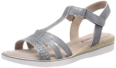 Womens 28105 T-Bar Sandals Jana 1y7vBV