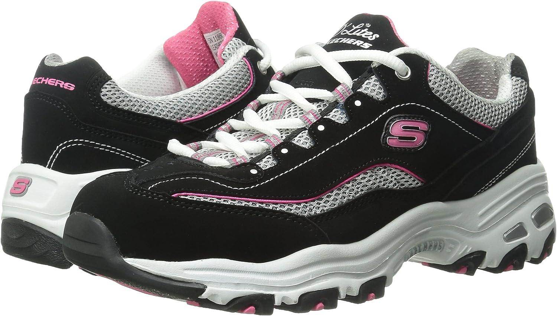 Skechers Dlites-Life Saver, Zapatillas para Mujer: Amazon.es ...