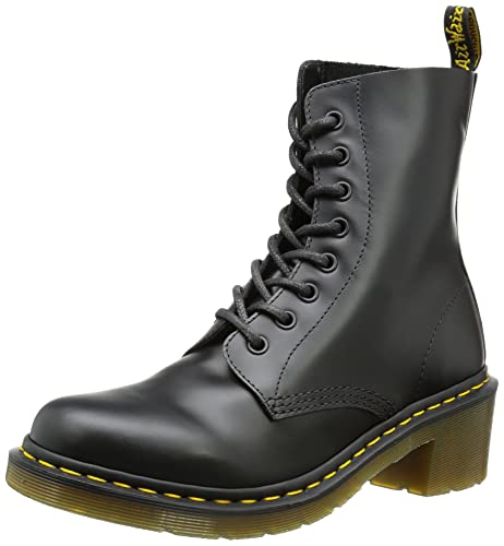 e07a3d729c8 Amazon.com | Dr. Martens Women's Clemency Boot | Ankle & Bootie