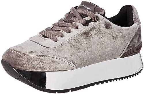 Calvin Klein Cate Velvet, Zapatillas para Mujer: Amazon.es: Zapatos y complementos