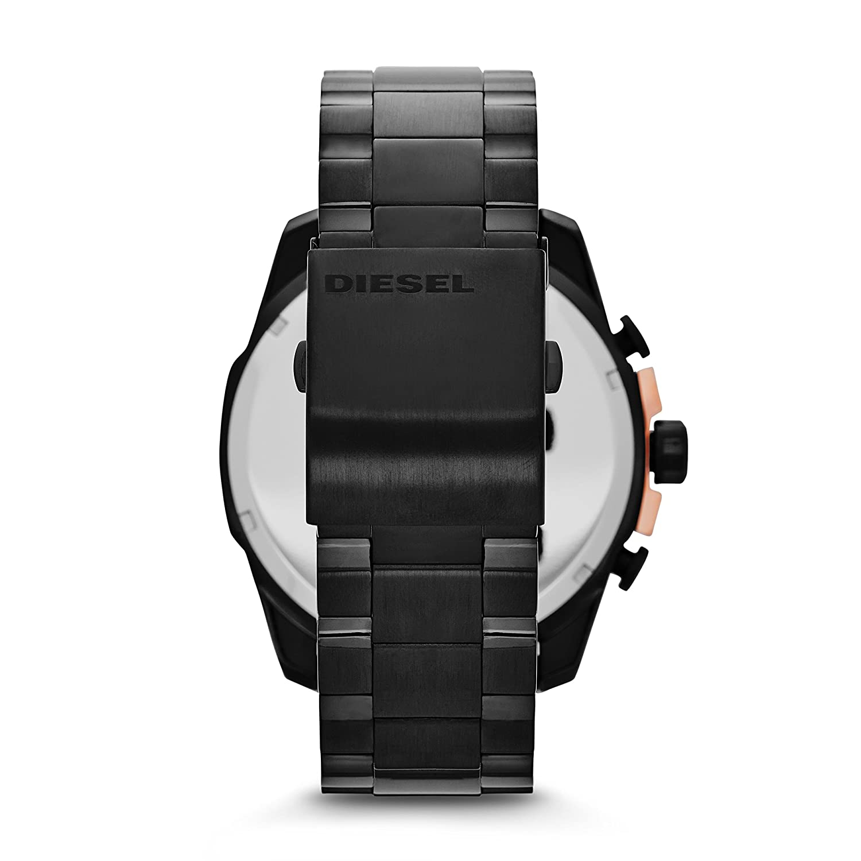 Diesel DZ4309 - Reloj para hombres, de cuarzo, de acero inoxidable: Diesel: Amazon.es: Relojes