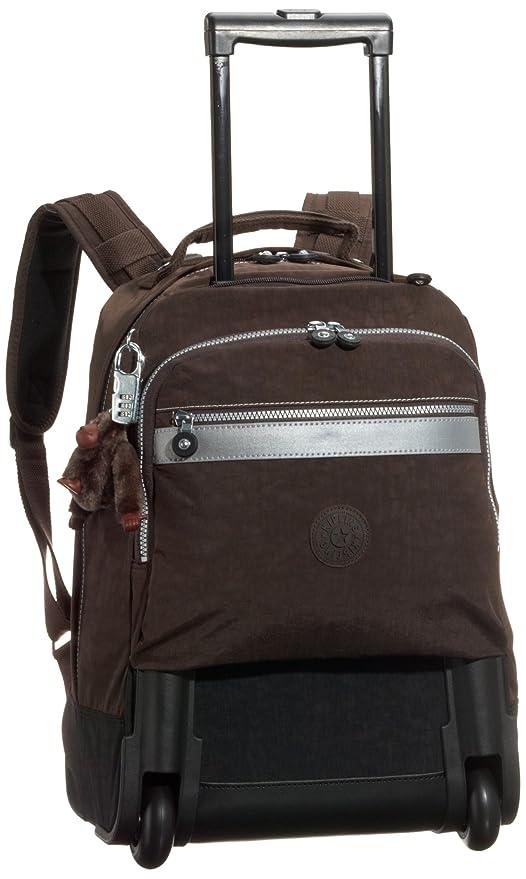 Kipling maleta, 44 cm, 89 liters, Marrón