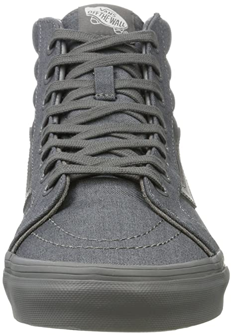 Vans Sk8-hi Reissue, Zapatillas de Entrenamiento para Hombre, Gris (Gray/graymono Chambray), 40.5 EU: Amazon.es: Zapatos y complementos