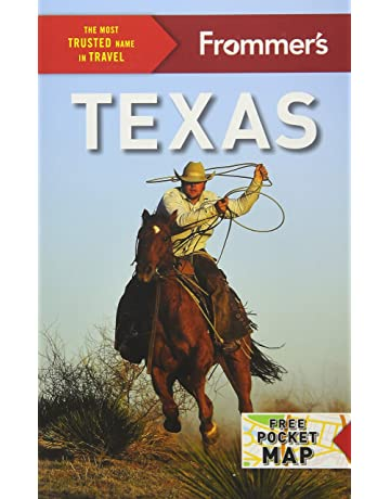 Frommers Texas (Complete Guide)