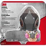 3M Replacement Cartridges, 62023HA1-A, Respirator, Medium, GRAY, Medium